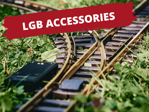 LGB Accessories in the shop